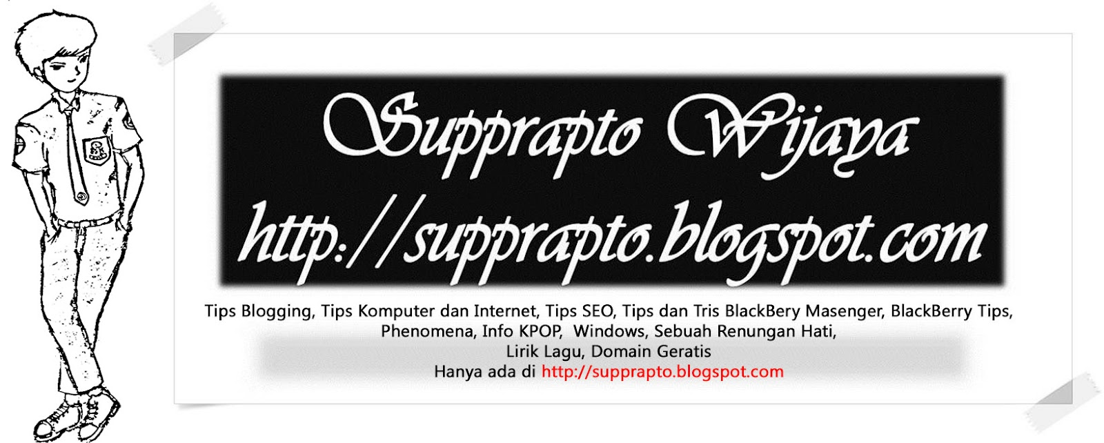 http://supprapto.blogspot.com
