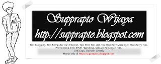 http://supprapto.blogspot.com