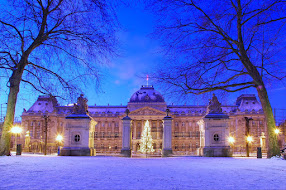 Palaces in the Snow