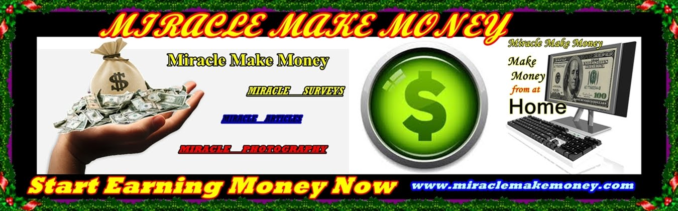 Miracle Make Money