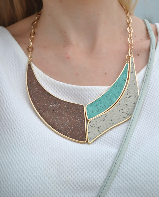 collana majique accessori estivi accessori estate 2015 mariafelicia magno fashion blogger colorblock by felym fashion blog italiani blog di moda blogger italiane di moda fashion bloggers italy majique london necklace