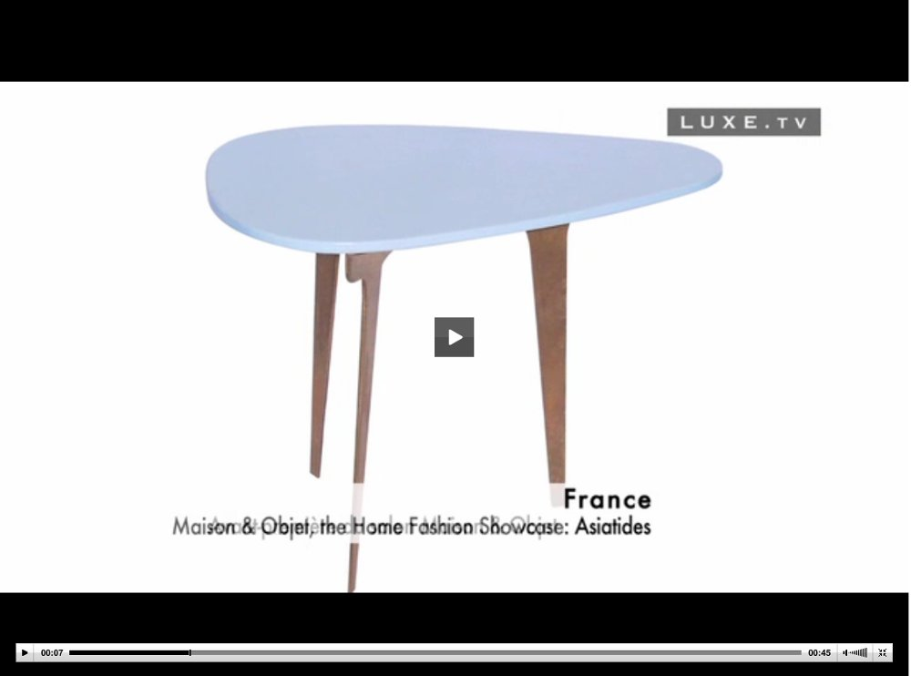 Jean Dange Luxe Tv Small Report On My Objects