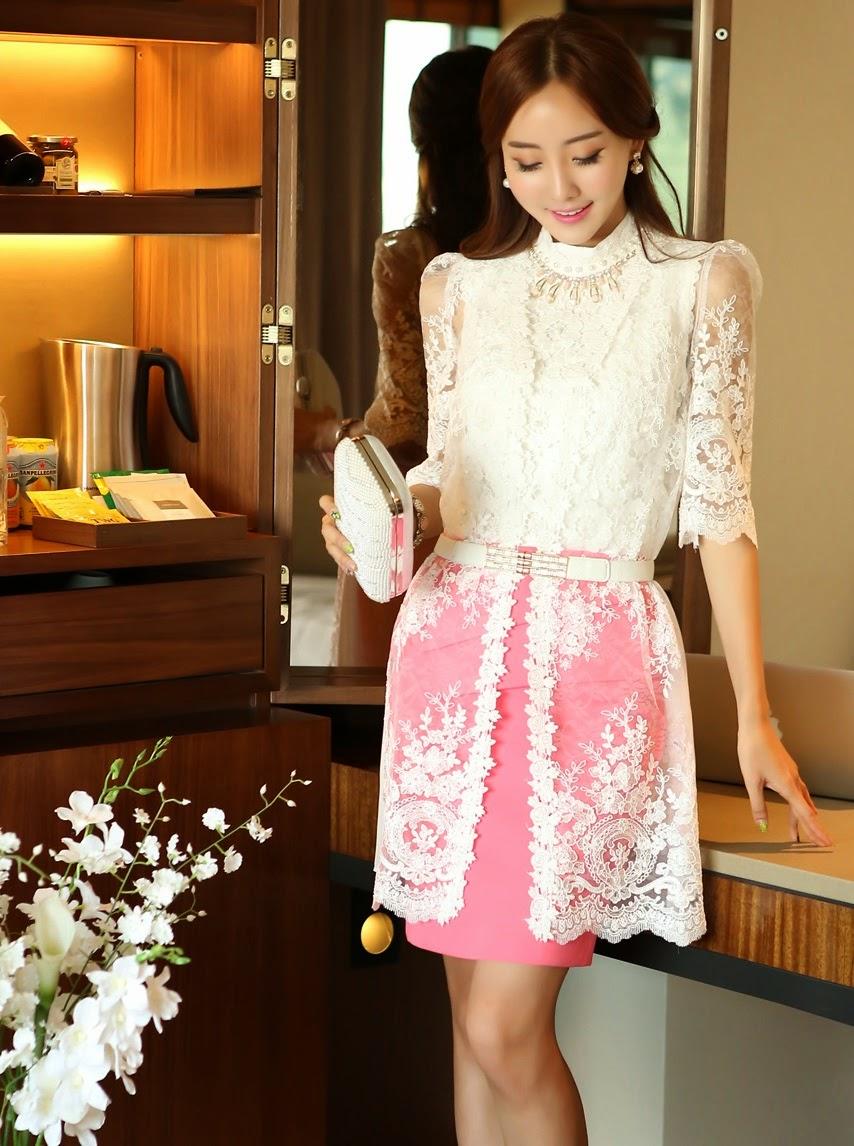 1000 images about moda coreana on pinterest - Modelos de faldas de moda ...