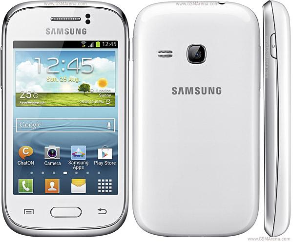 Samsung Galaxy Young S6310 Harga Spesifikasi
