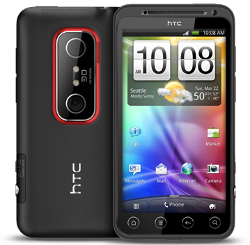 HTC EVO 3D specs features and price 2011