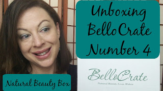 Review of BelloCrate Natural Beauty Subscription