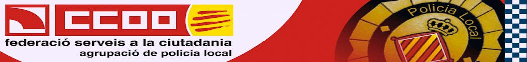 CCOO - APL  (Agrupació Policies Locals)