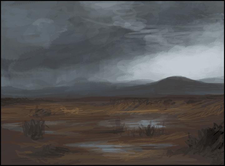 desert rain wallpaper - photo #22