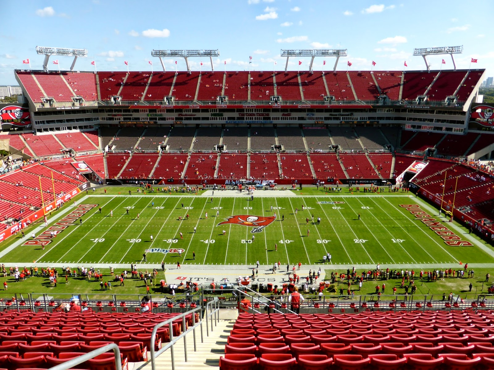 Jerseys NFL Sale - Sports Road Trips: Cincinnati Bengals 14 at Tampa Bay Buccaneers ...