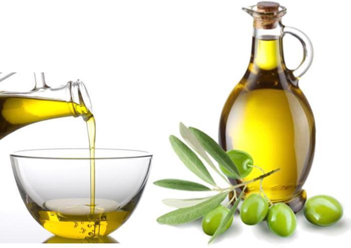 óleo e azeite