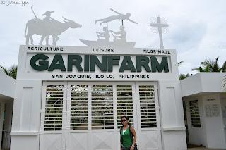 Garin Farm main gate