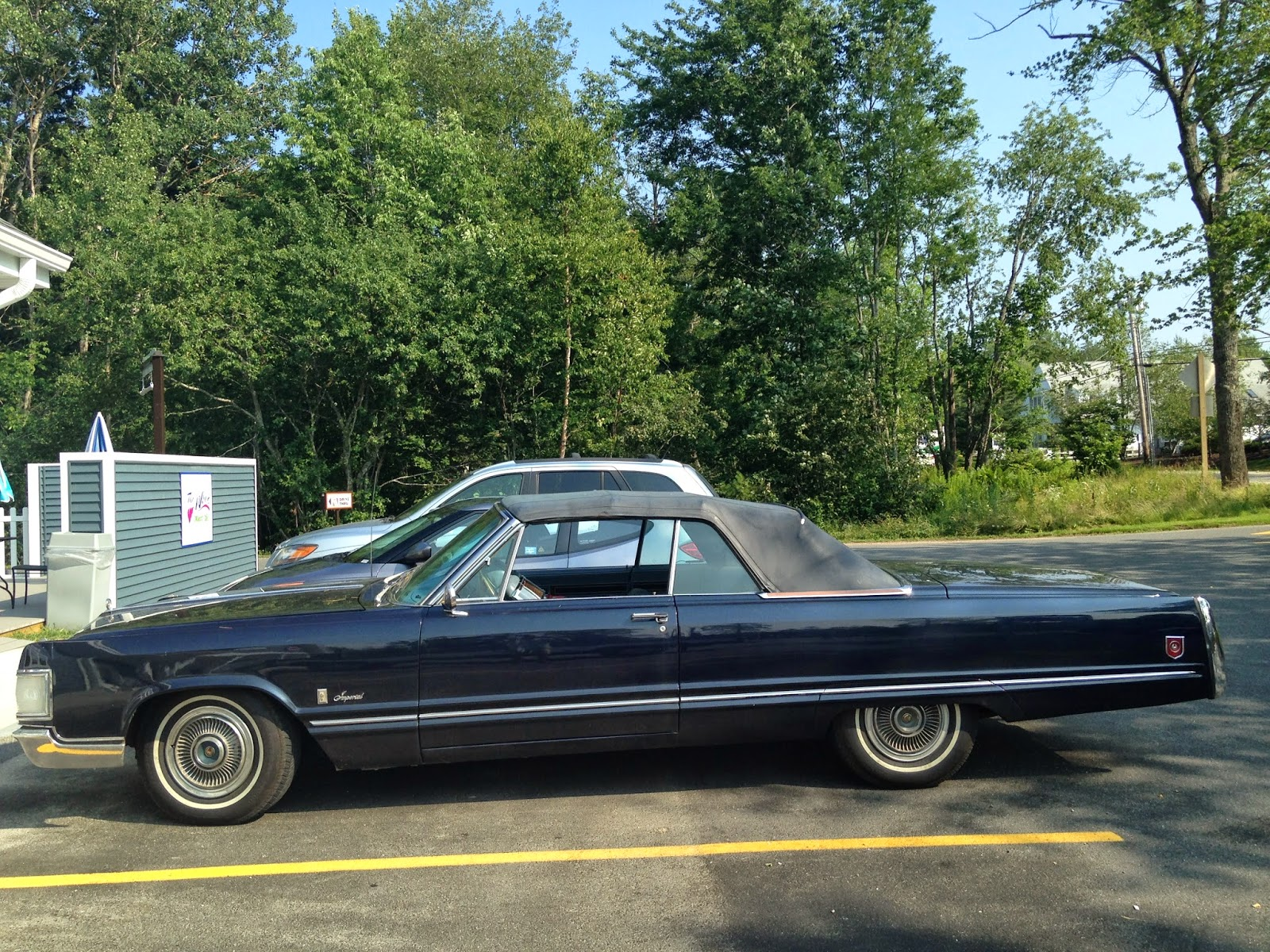 autoliterate Summer Cars Part 2 1967 Imperial Crown Convertible