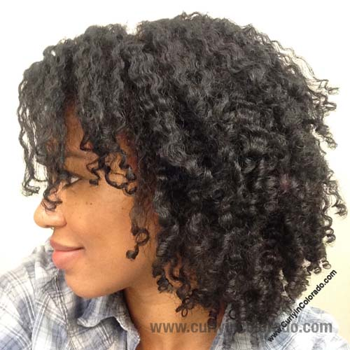 www.curlyincolorado.com Hair Styles for Working Out
