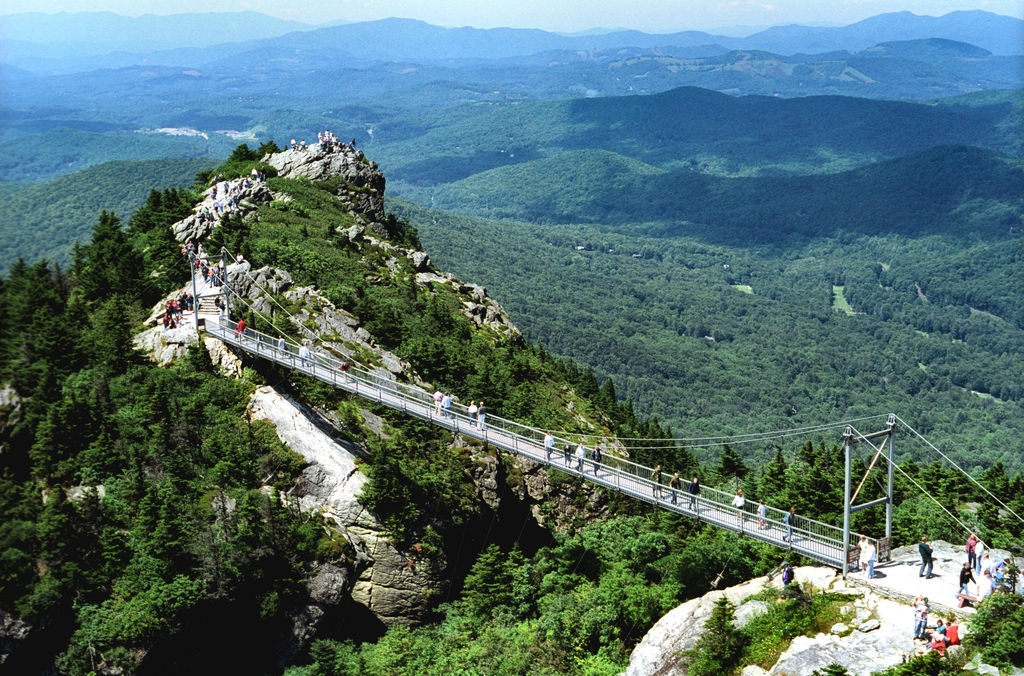 ... more about Grandfather Mountain and get a link on the NC Parks Guide