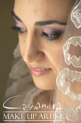 Make Up Sposa - Bridal Make Up - Trucco occhi sposa - Viola - Rosa - Grigio - Nudo - Nude look - Make Up For Ever - Mufe - HD foundation - HD Powder - Romantic look - Purple - Violet - Lilla - Pink - Grey