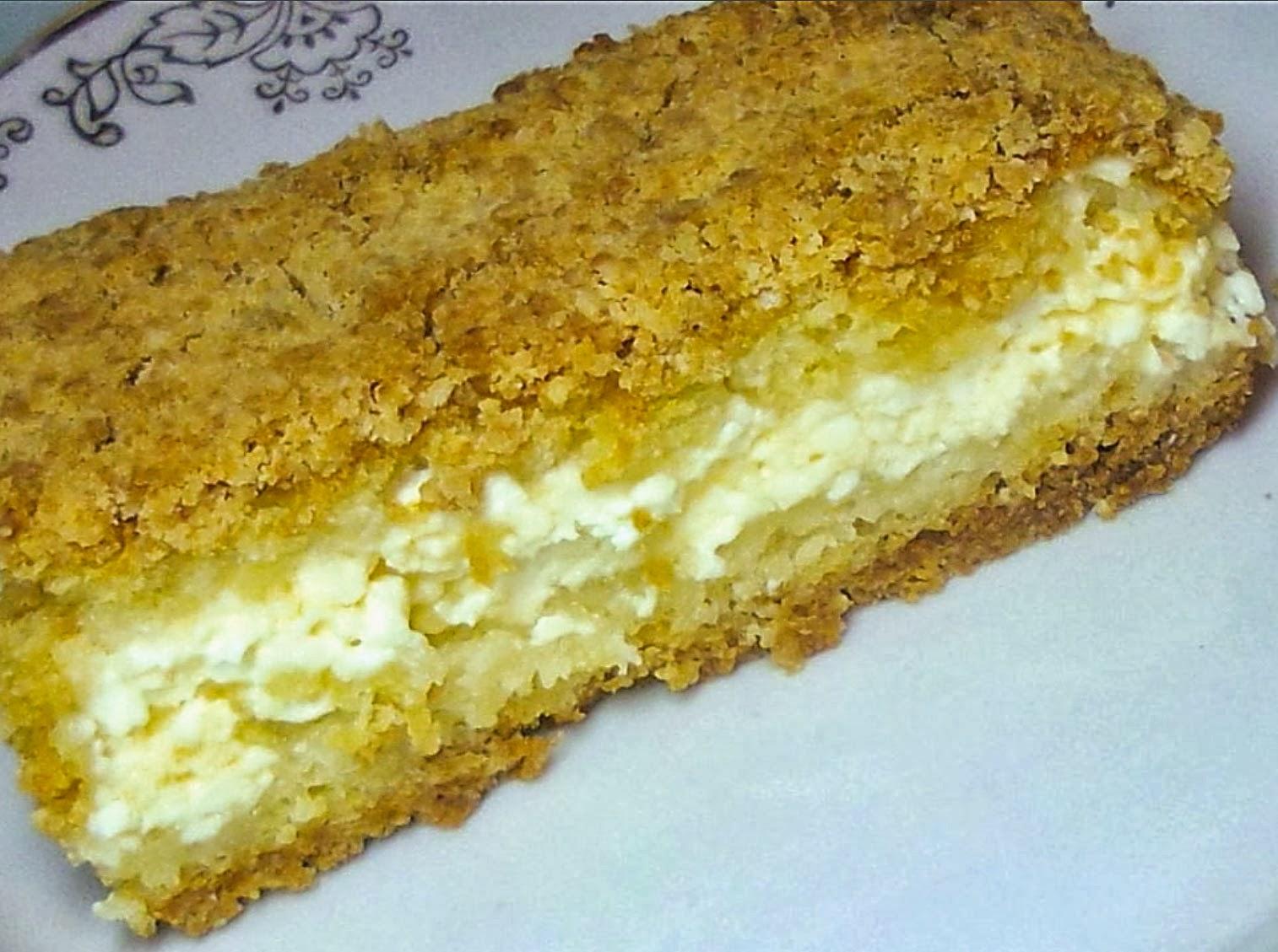 Пошаговый фото творожного пирога