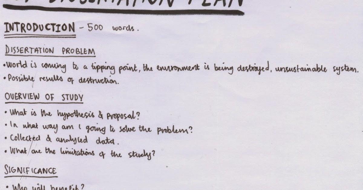 Practice focused dissertation