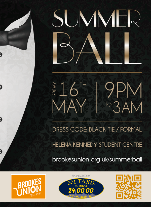 Hart Graphics – Ball Ticket Template