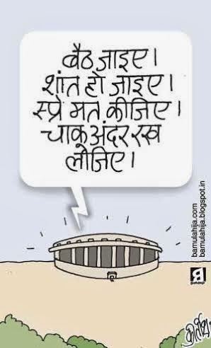 meira kumar cartoon, loksabha, parliament, cartoons on politics, indian political cartoon, Telangana, congress cartoon