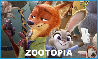 Film Animasi Zootopia