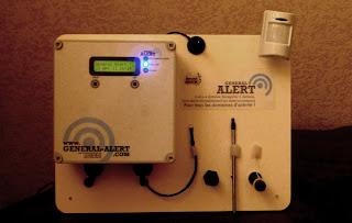 Surveillance de la température