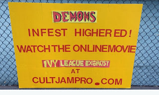 demons sign exorcism