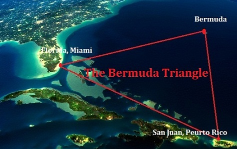 Penelliti: Misteri Segitiga Bermuda itu Sebenarnya Tidak Ada, Jadi Fakta Selama ini?