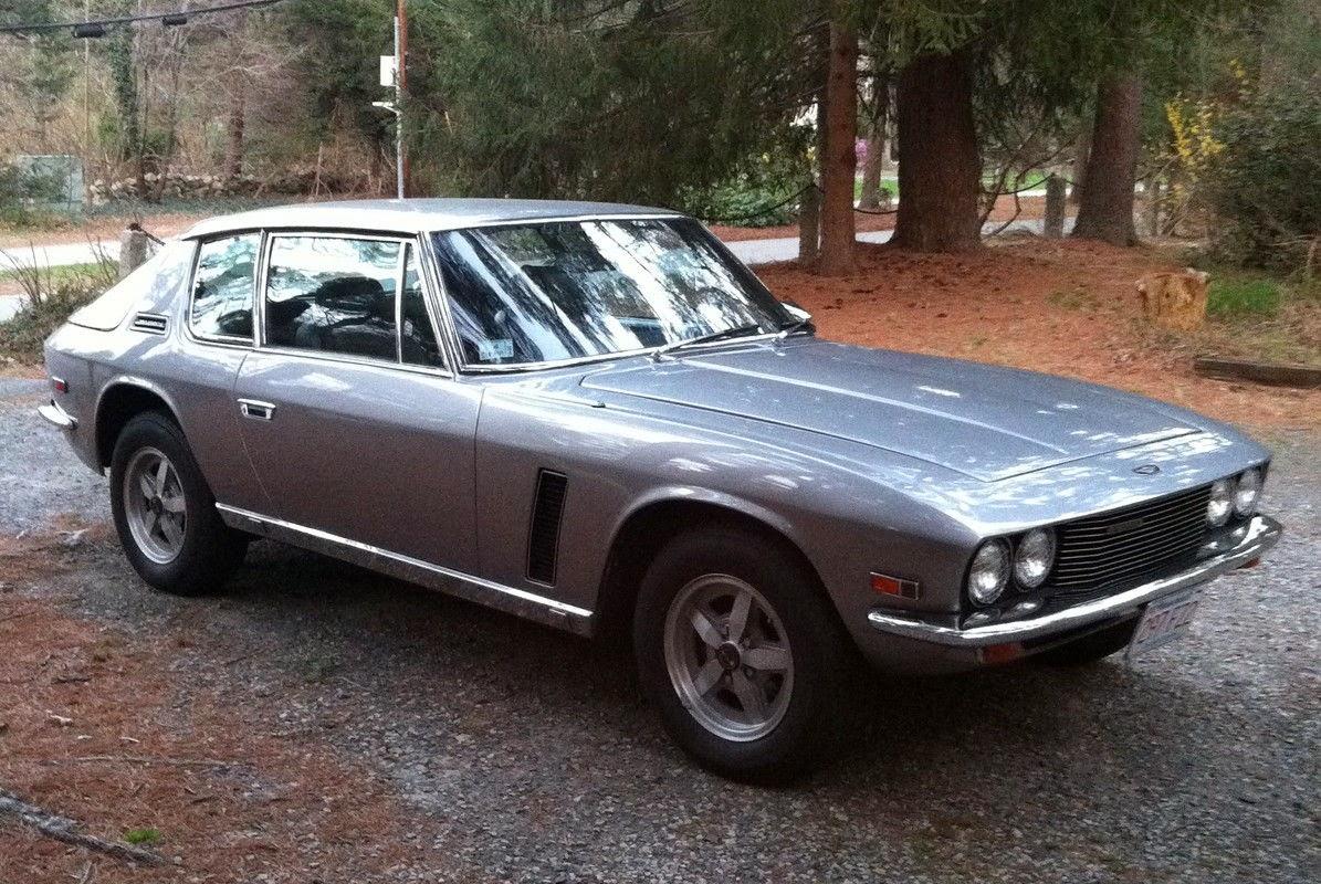 Daily Turismo: 15k: Chrysler V8: 1972 Jensen Interceptor Mk III