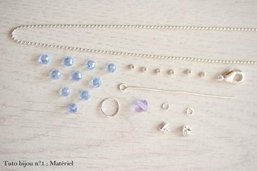 Tuto Collier En Perles De Rocaille : Diy mon premier tuto bijou collier en perles de