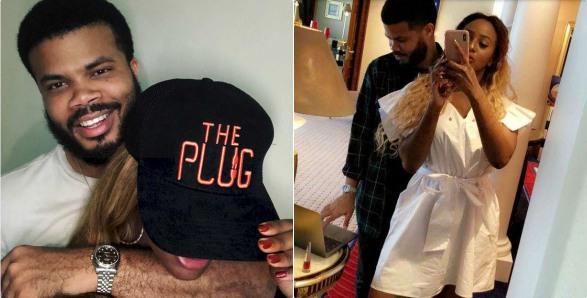Asa Asika Flaunts His Billionaire Girlfriend, Dj Cuppy On Instagram