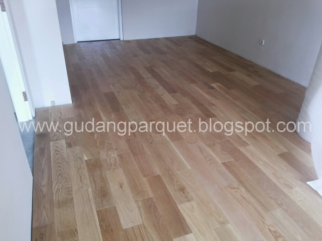 jual parket engineered oak murah dan bagus