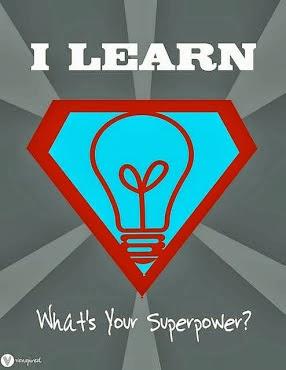 I LEARN!!