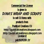 License from Pudditat Creations