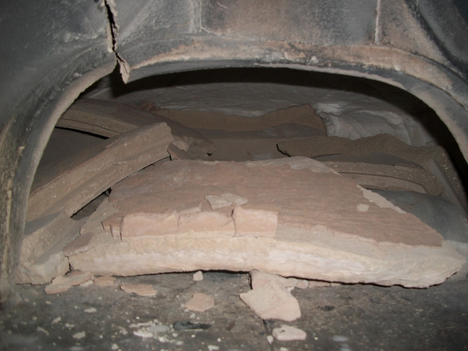 Fire Brick Foundry : True brick ovens cast refractory wood fired