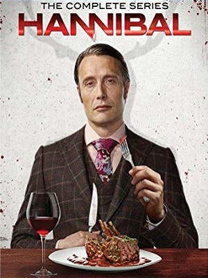 Hannibal - Completa Séries Torrent Download capa