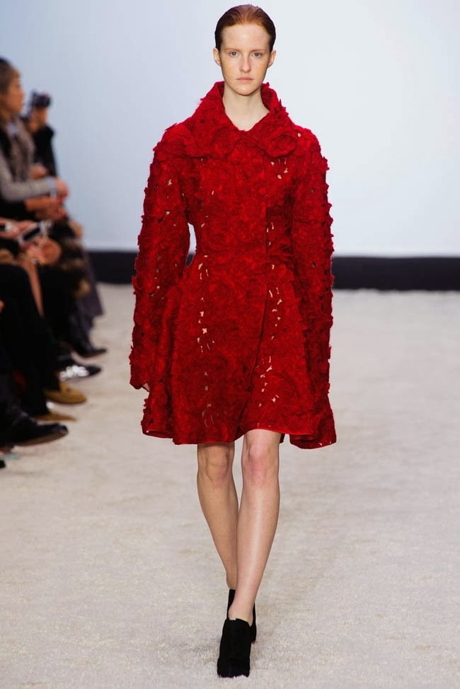 Giambattista Valli Fall/Winter 2014-2015 | Paris Fashion Week
