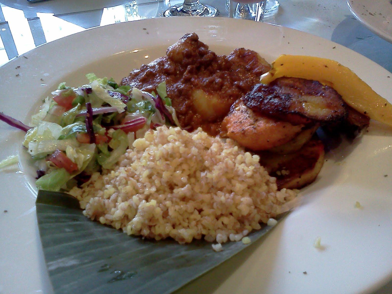 Montreal: Le Nil Bleu Restaurant Review