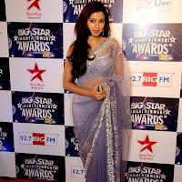 Shreya ghoshal at Big Star Entertainment Awards 2012