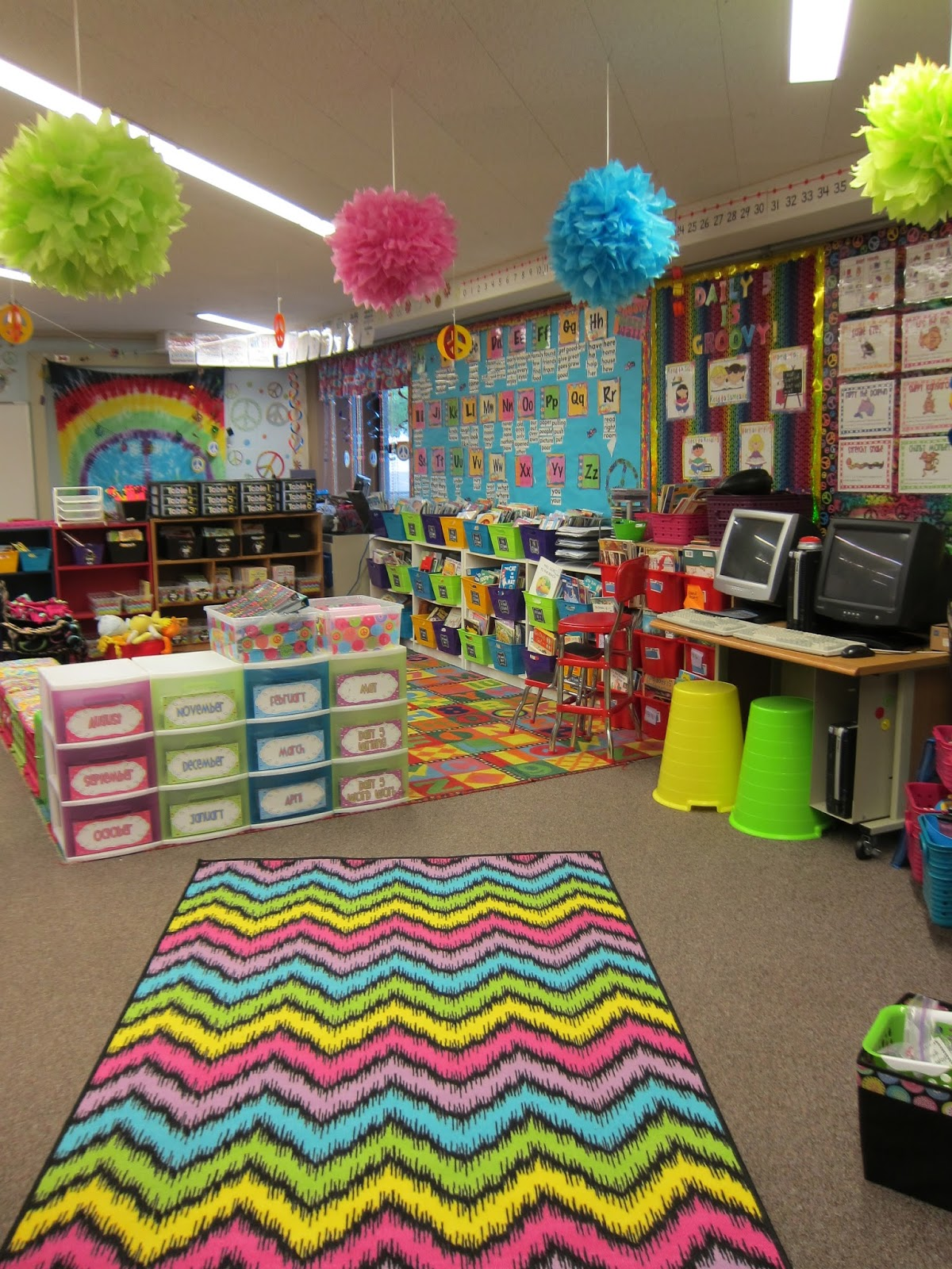 Lakeshore Classroom Decor : Seusstastic classroom inspirations loads of august