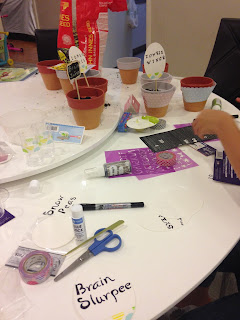 Plants vs zombies, food signs, stencils, party, pvz