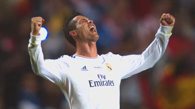 Cristiano Ronaldo en La Liga