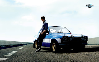 Fast and Furious 6 Paul Walker HD Wallpaper