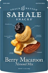 New images for Sahale Snacks