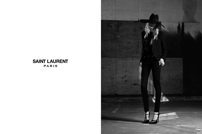 Saint Laurent primavera verano 2013