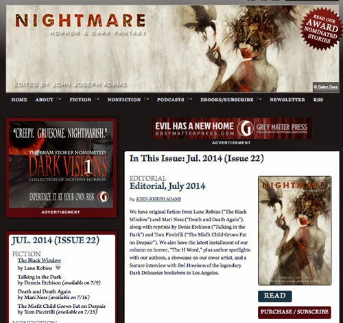 http://www.nightmare-magazine.com/issues/jul-2014-issue-22-2/
