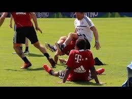Franck Ribéry a fait une bonne blague