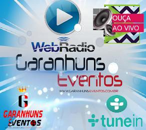 WEB RÁDIO GARANHUNS EVENTOS