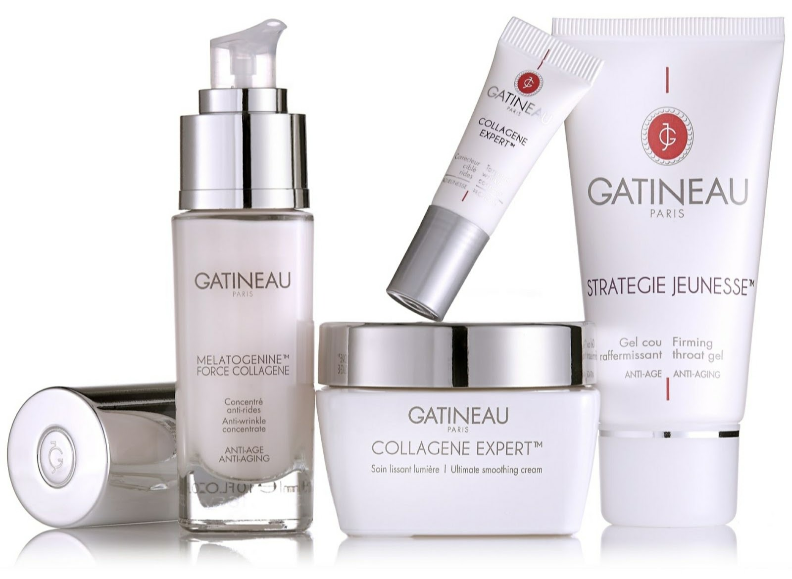 Gatineau 4 Step Ultimate Smoothing Skincare Collection