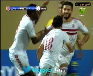 اهداف مباراة الزمالك 2-0 الاسيوطى سبورت ||الدورى المصرى 4-5-2015
