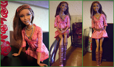 Barbie Fashionista-